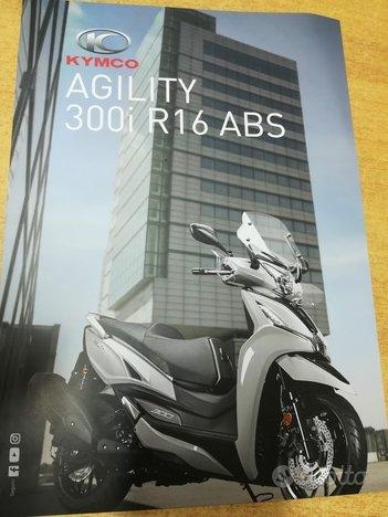 Kymco agility 300 r 16 ABS