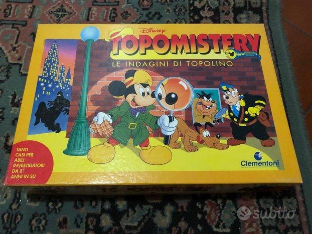 Topomistery gioco da tavolo