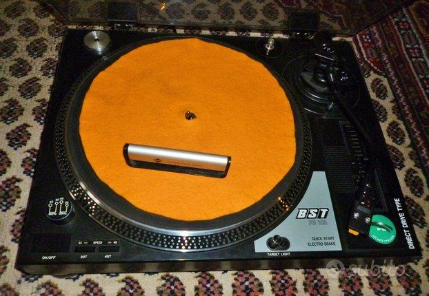 Giradischi professionale BSP PR 105 da DJ