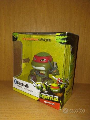 Tartarughe ninja Turtles Raffaello casse musica