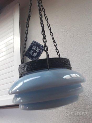 Antiquariato lampadario antico