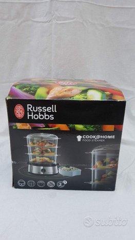 Vaporiera 3 piani Russell Hobbs