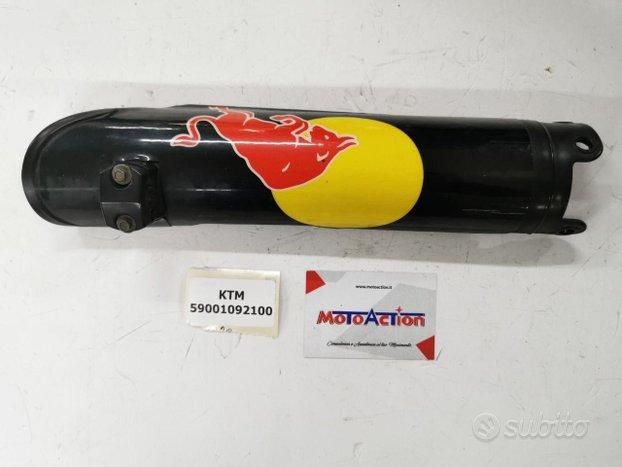 Copristelo SX KTM 640 LC4 SM Supermot