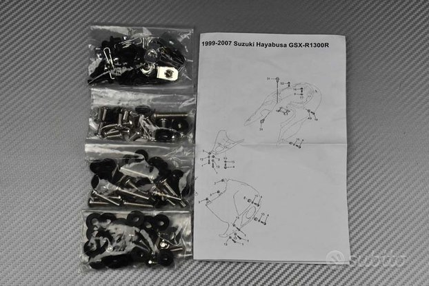 Kit viti Suzuki Hayabusa 1300 1340 SV 650 1000 03