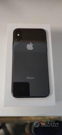 IPhone X 256GB Sideral Grey grado A+
