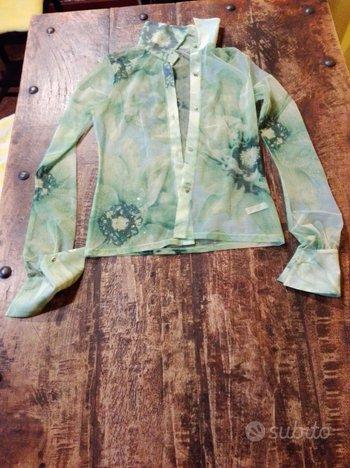 Camicia donna Margherita Mazzei originale
