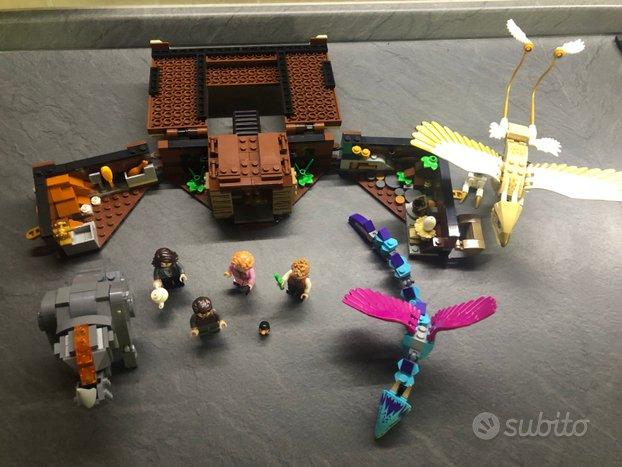 Lego 75952 Le creature magiche di Newt