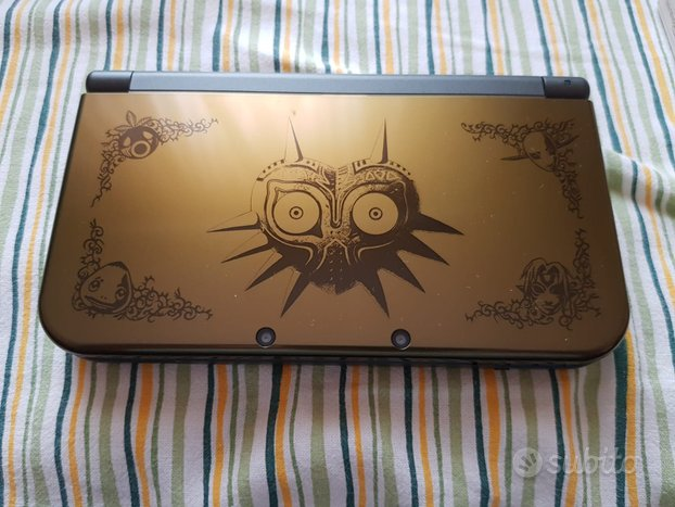 NEW NINTENDO 3DS-XL Majora's Mask Limited edition