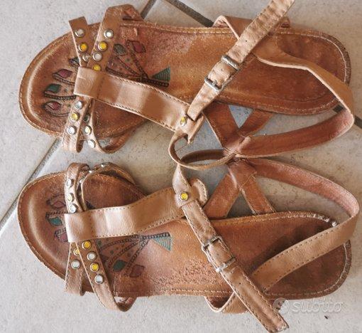 Sandali bassi estivi