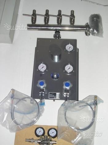 Impianto Azoto Completo Acciaio Inox
