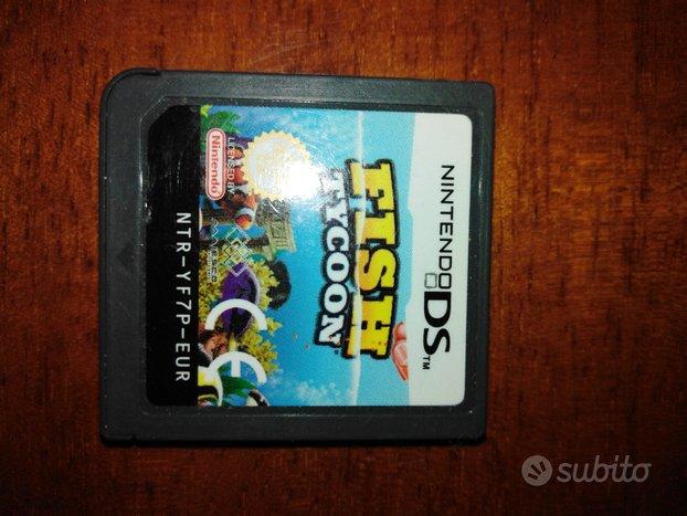 Nintendo DS Fish Tycon