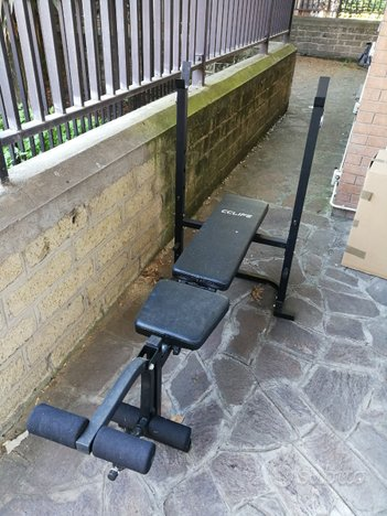 Panca Palestra Bodybuilding Multifunzione Home Gym