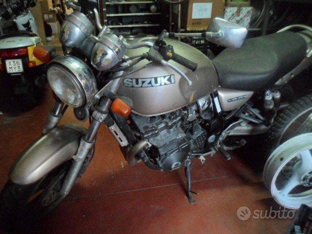 Suzuki GSX 750 - 1999