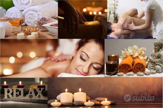 Studio olistico italiana massaggi relax benessere