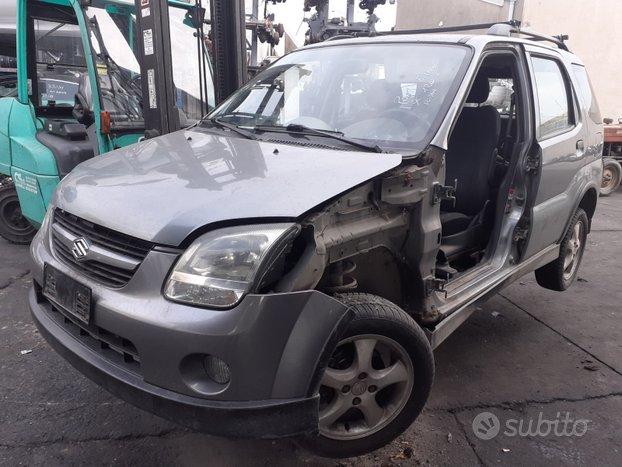 Suzuki ignis 4x4