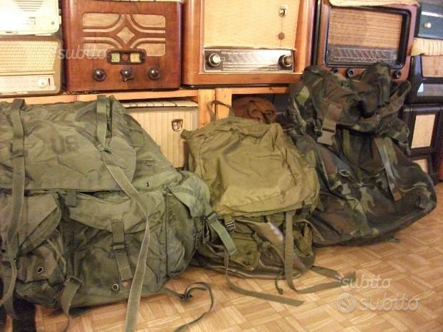 Zaini Militari Esercito Italiano e USA