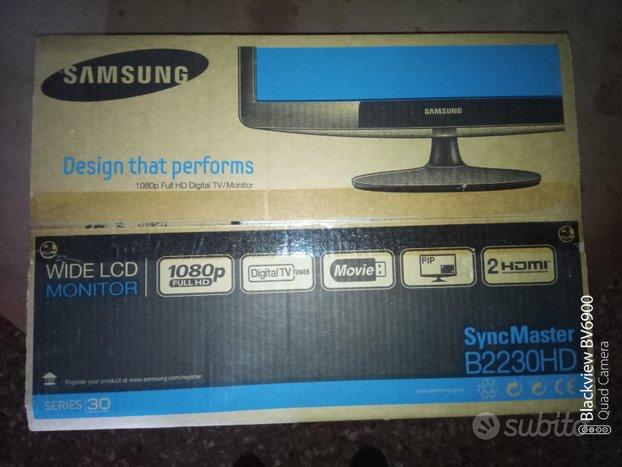Monitor LCD Full HD Samsung B2230HD