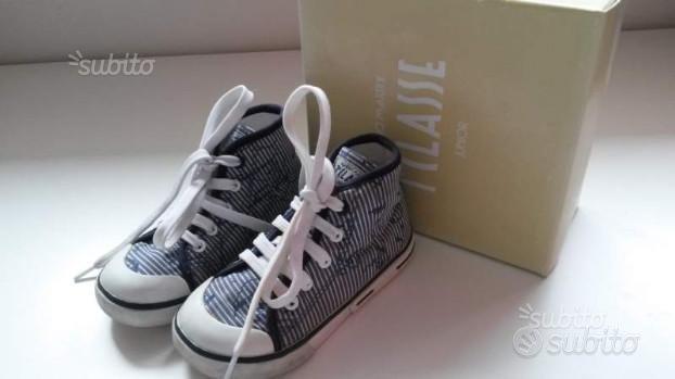 ALVIERO MARTINI JUNIOR scarpa bambino nr 24