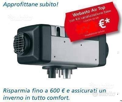 Webasto Air Top 2000 Altitudine Multicontrol