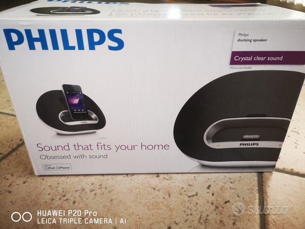 Philips docking station ds3100