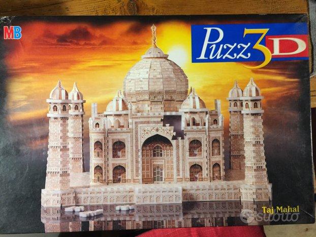 Puzzle 3D 1077 pezzi della MB