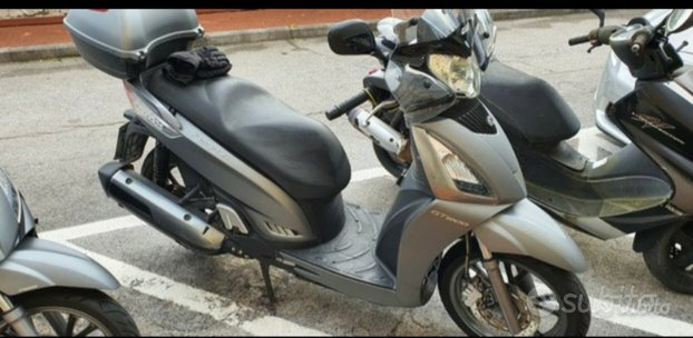 Scooter 200