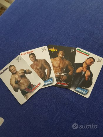 Lamincard Wrestling 2004