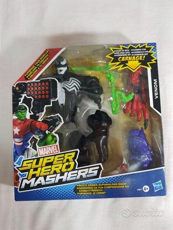 Venom marvel super hero mashers