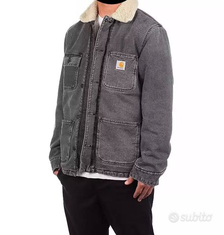 Giubbotto Carhartt Giacca Jeans S