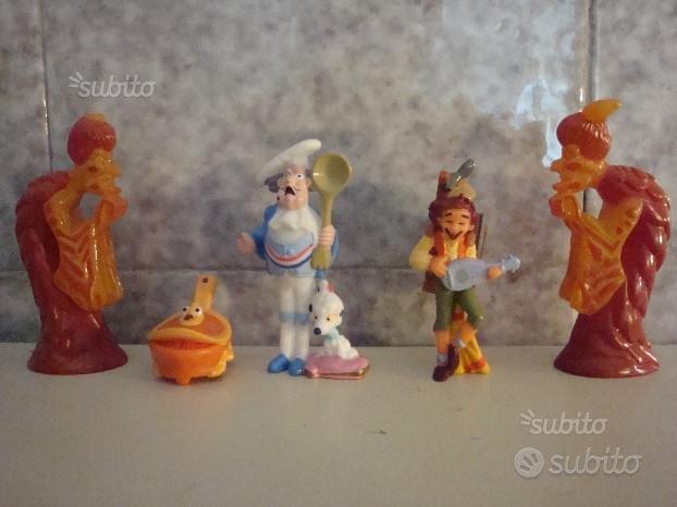 Soprese Kinder Ferrero Totò Sapore N° 4 doppione