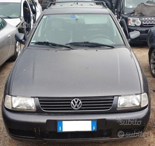 Volkswagen polo 1.4 variant