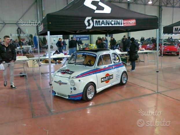 Fiat 500 Martini. 78 cv
