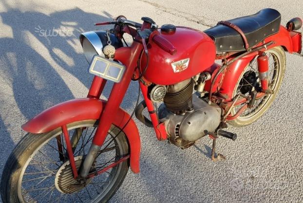 Moto Morini 175 4 tempi