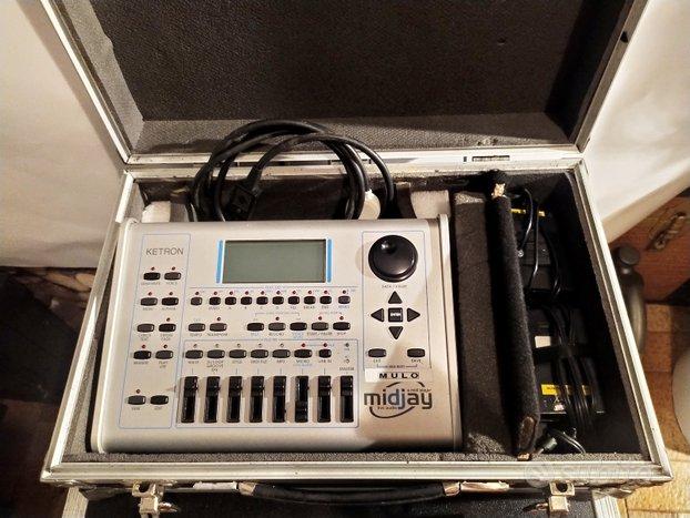 Midjay SSD 80 GB flight case doppio alimentatore
