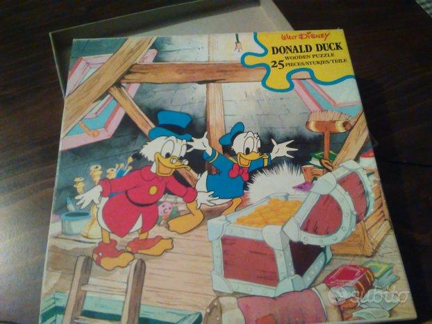 Puzzle in legno Walt Disney