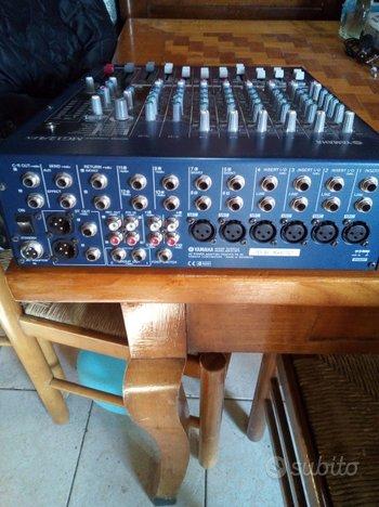 Mixer Yamaha 12/4 Fx