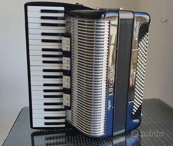 Fisarmonica Super Lucchini 120 Revisionata