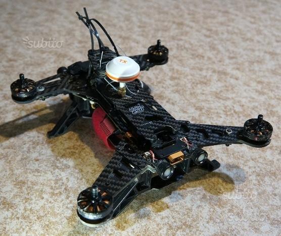 Stock 2 Droni: Walkera Runner Rodeo Devo LIPO