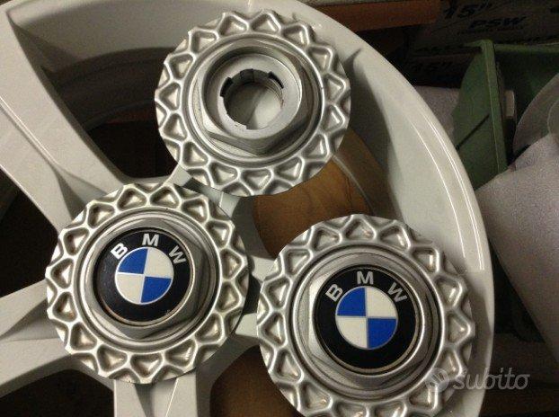 Tappi coprimozzo x cerchi BBS BMW cod 0924038
