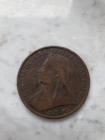 Moneta One Penny 1899