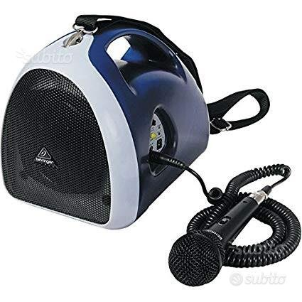 Amplificatore Behringer EPA40