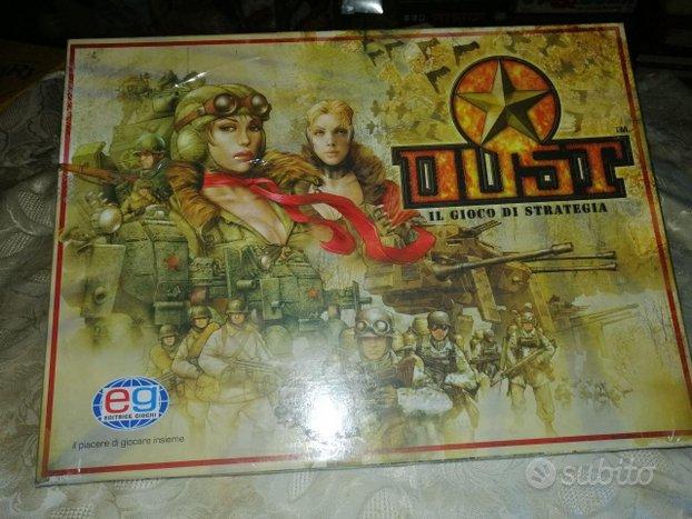 Dust gioco NUOVO come risiko