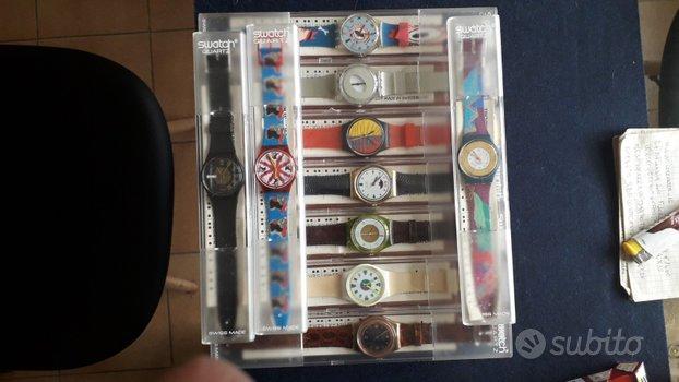 10 Swatch, nuovi anni 90. Anche vendita singola