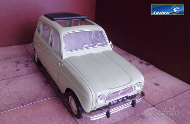 Renault 4 L (1964) Solido