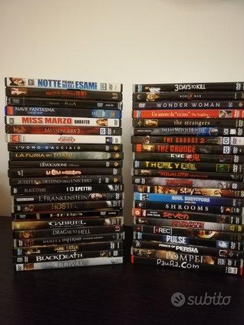 Film DVD vario genere