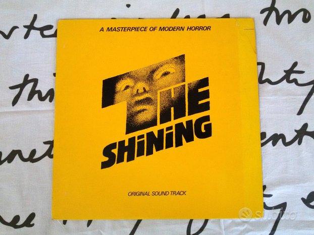 """The Shining"" OST vinile Lp"
