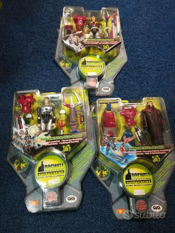 Action figures ROSWELL