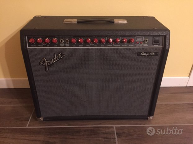 Amplificatore Fender per chitarra elettrica