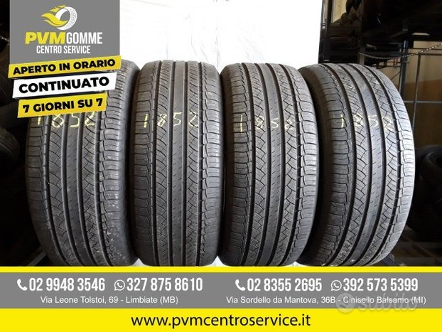 Gomme usate 285 50 20 112v michelin