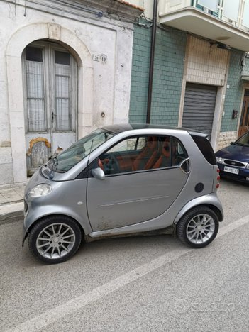 SMART city coupé/cabrio - 2002